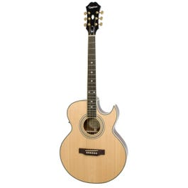 Image for Performer PR-5E Acoustic-Electric Guitar (Natural) from SamAsh