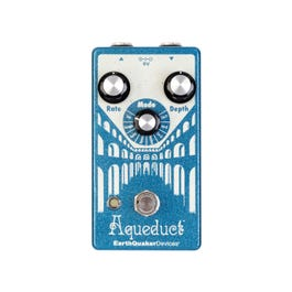 Image for Aqueduct Vibrato Guitar Effects Pedal from SamAsh