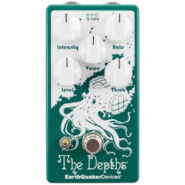 Image for The Depths V2 Optical Vibe Machine Guitar Effects Pedal from SamAsh
