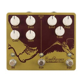 Image for Hoof Reaper V2 Octave Fuzz Guitar Effects Pedal from SamAsh
