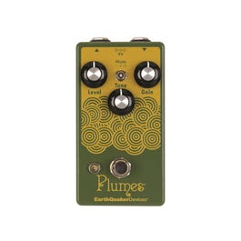 Image for Plumes Small Signal Shredder Overdrive Guitar Effect Pedal from SamAsh