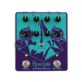 Image for Pyramids Stereo Flanger Effect Pedal from SamAsh