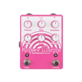 Image for Rainbow Machine Pitch Shifter V2 Guitar Effects Pedal from SamAsh