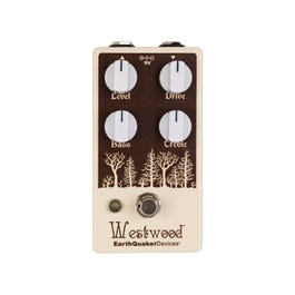 Image for Westwood Translucent Drive Manipulator Overdrive Guitar Effects Pedal-Limited Edition from SamAsh