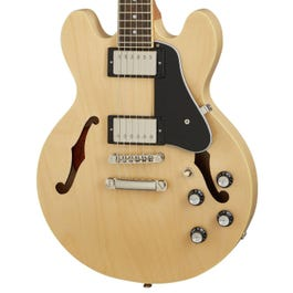 Image for ES-339 Semi-Hollow Electric Guitar (Natural) from SamAsh