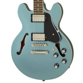 Image for ES-339 Semi-Hollow Electric Guitar (Pelham Blue) from SamAsh