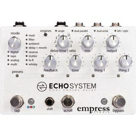 Image for Echosystem Delay Effect Pedal from SamAsh