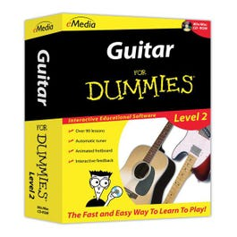 Image for Guitar For Dummies Level 2 from SamAsh