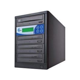 Image for GS03DVDB 3 Target DVD CD Duplicator w/24x Drives from SamAsh