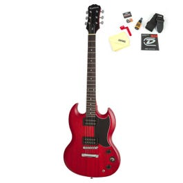 Image for SG Special Satin E1 Electric Guitar VWC with Accessories from SamAsh