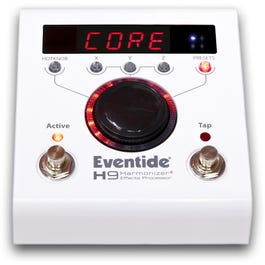 Eventide H9 Core Harmonizer Stompbox Guitar Effect Pedal
