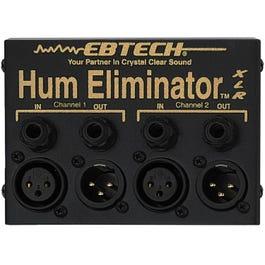 Image for HE2XLR 2 Channel Hum Eliminator from SamAsh