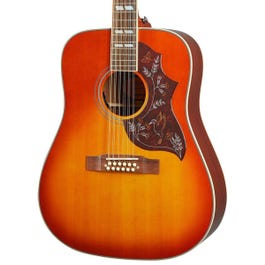 Image for Inspired by Gibson Hummingbird 12-String Acoustic-Electric Guitar from SamAsh