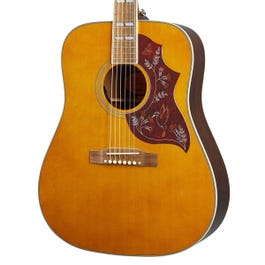 Image for Inspired by Gibson Hummingbird Acoustic-Electric Guitar (Aged Antique Natural Gloss) from SamAsh