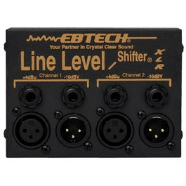 Image for LLS2XLR Line Level Shifter Analog Signal Converter from SamAsh