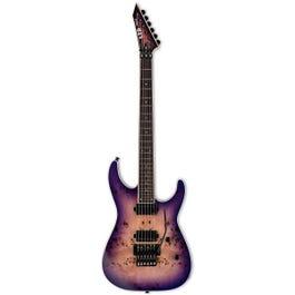 Image for LTD M-1000 Electric Guitar (Purple Natural Burst) from SamAsh