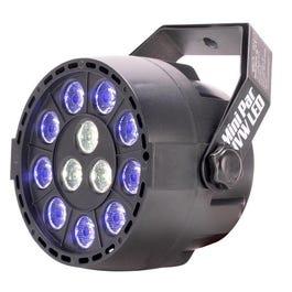 Image for Mini Par UVW LED Lighting Effect from SamAsh