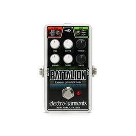 Image for Nano Battalion Bass Preamp/Overdrive Bass Effects Pedal from SamAsh