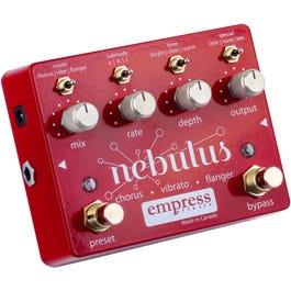 Empress Effects Nebulus Chorus/Flanger/Vibrato Guitar Effects Pedal