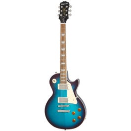 Image for Les Paul Standard PlusTop PRO Electric Guitar (Blueberry Burst) from SamAsh