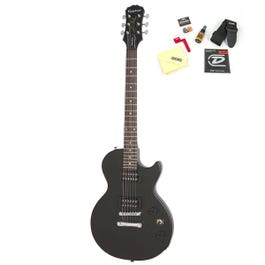 Image for Les Paul Special VE Electric Guitar Ebony with Accessories from SamAsh