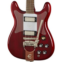 Image for Crestwood Custom Electric Guitar (Cherry) from SamAsh