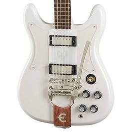 Image for Crestwood Custom Electric Guitar (Polaris White) from SamAsh