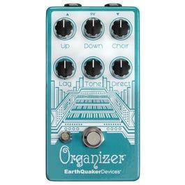 EarthQuaker Devices Organizer V2 Polyphonic Organ Emulator Pedal