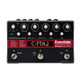 Eventide PitchFactor Harmonizer Stompbox Guitar Effects Pedal