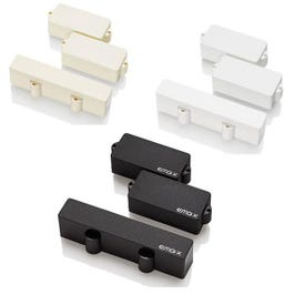Image for PJX Active P-Bass 4 String Bass Guitar Pickups (Assorted Colors) from SamAsh