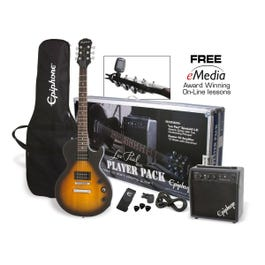 Image for Les Paul Electric Guitar Player Pack from SamAsh