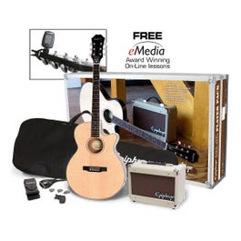 Image for PR-4E Acoustic-Electric Guitar Player Pack from SamAsh
