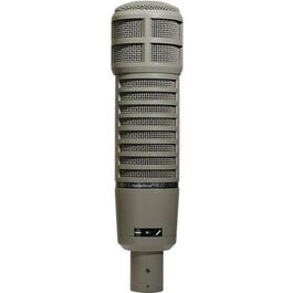 Image for RE20 Dynamic Microphone (Silver) from SamAsh