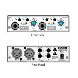 Image for RNP8380 Really Nice Preamp Microphone Preamp from SamAsh