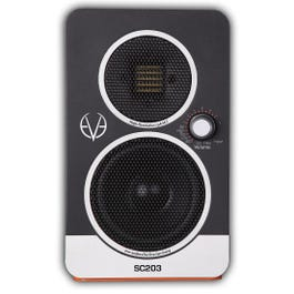 """EVE Audio SC203 3"""" Master/Slave Active Monitor System (Pair)"""