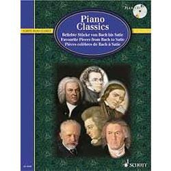 Image for Piano Classics Book & CD from SamAsh