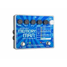 Image for Stereo Memory Man with Hazarai Digital Delay/Looper Pedal from SamAsh
