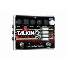 Image for Stereo Talking Machine Guitar Effect Pedal from SamAsh