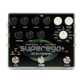 Image for Superego+ Synth Engine Guitar Effects Pedal from SamAsh
