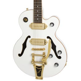 Image for ETBKPWGB3 Wildkat Royale Hollow Body Electric Guitar from SamAsh