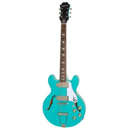 Image for Casino Coupe Electric Guitar (Turquoise) from SamAsh