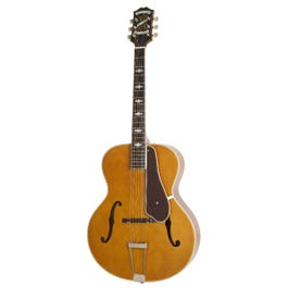 Image for Masterbilt Century De Luxe Classic Acoustic-Electric Guitar (Natural) from SamAsh