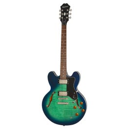 Image for Dot Deluxe Semi-Hollow Body Electric Guitar from SamAsh