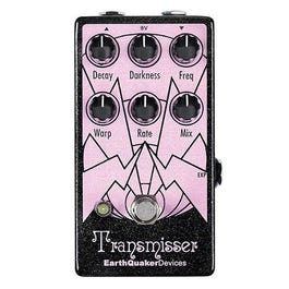 EarthQuaker Devices Transmisser Modulated Reverb Guitar Effects Pedal