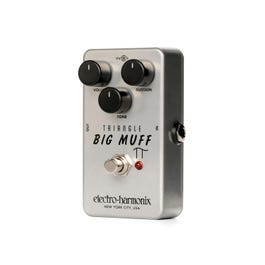 Electro-Harmonix Triangle Big Muff Pi Distortion/Sustainer Guitar Effects Pedal