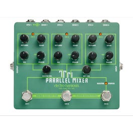 Image for Tri-Parallel Mixer/Switcher Guitar Multi-Effects Pedal from SamAsh
