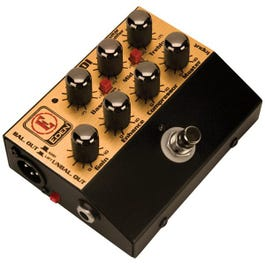 Image for WTDI Bass Direct Box/Preamp Pedal from SamAsh