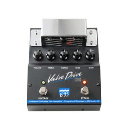 Image for ValveDrive DI Bass Tube Preamp/Overdrive Pedal from SamAsh