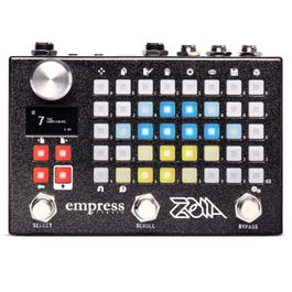 Image for ZOIA Modular Synthesizer and Guitar Multi-Effects Pedal from SamAsh