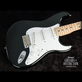 Image for Eric Clapton Signature Stratocaster Electric Guitar Black from SamAsh